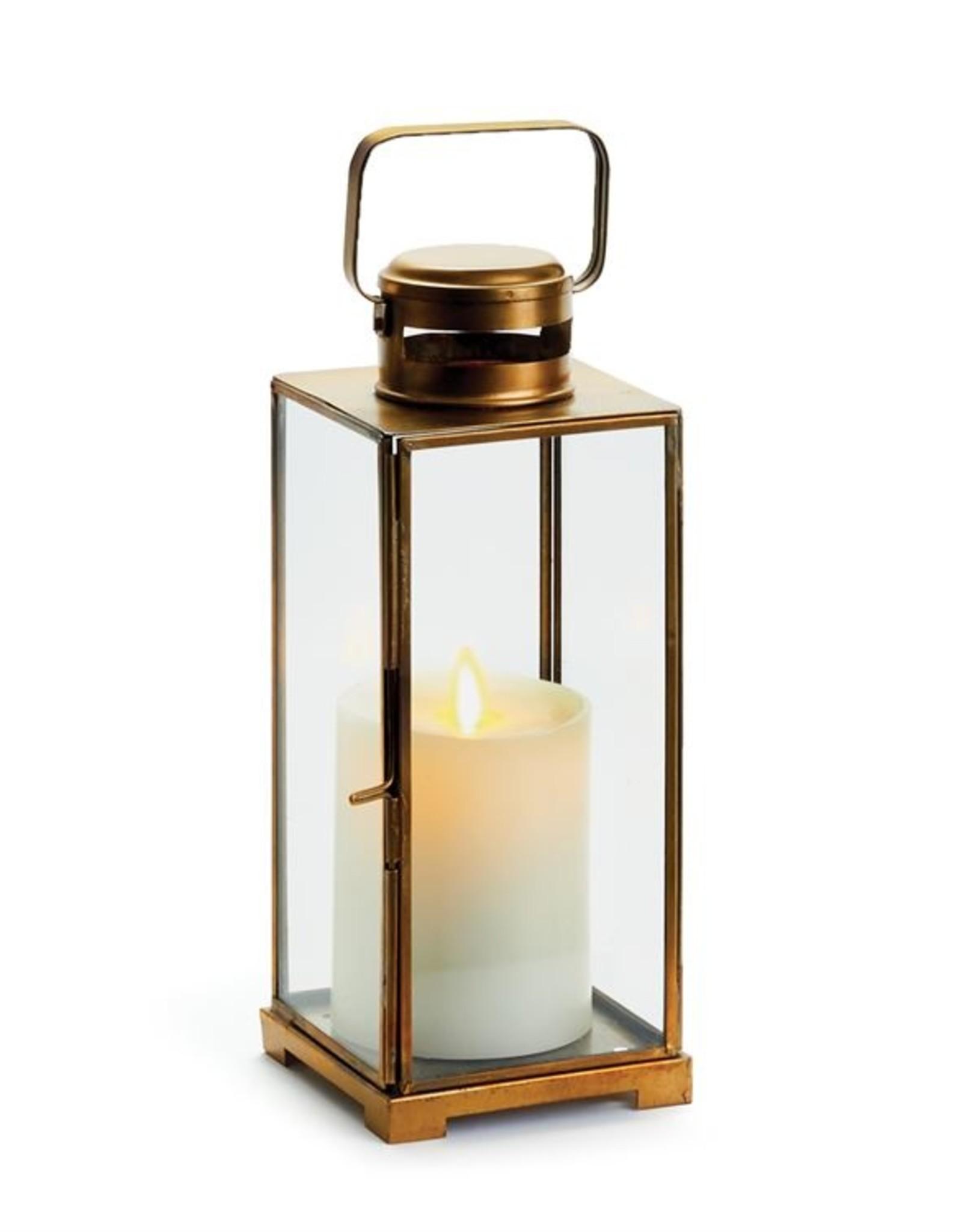 """Napa Home Garden Pierre Lantern - 9.5"""" - Indoor Use"""