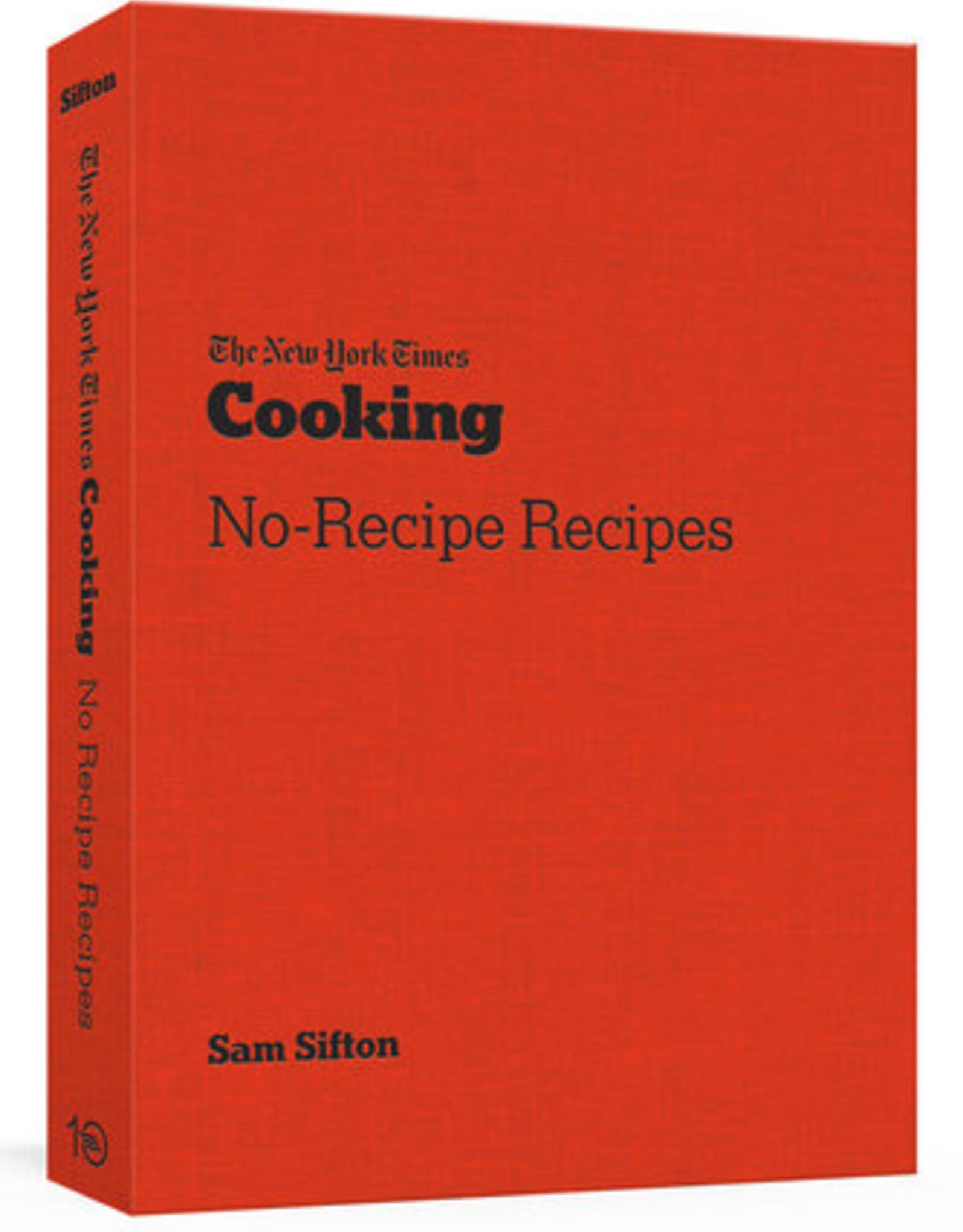 Penguin Random House NYT No Cooking