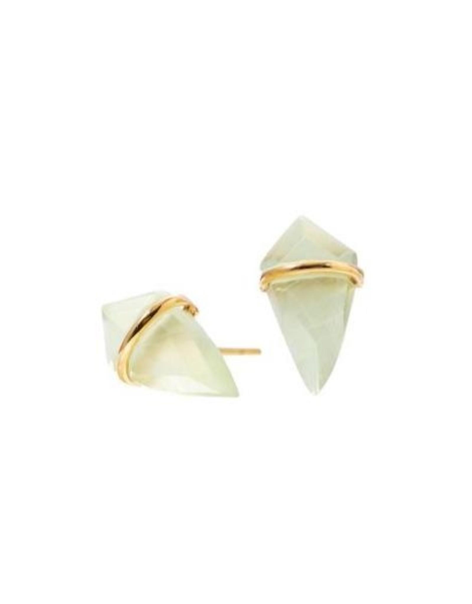 Page Sargisson Kite Earrings - 18k