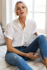 Emerson Fry India Button Down - White Dots