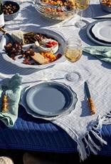 Juliska Melamine Chambray Dinner Plate