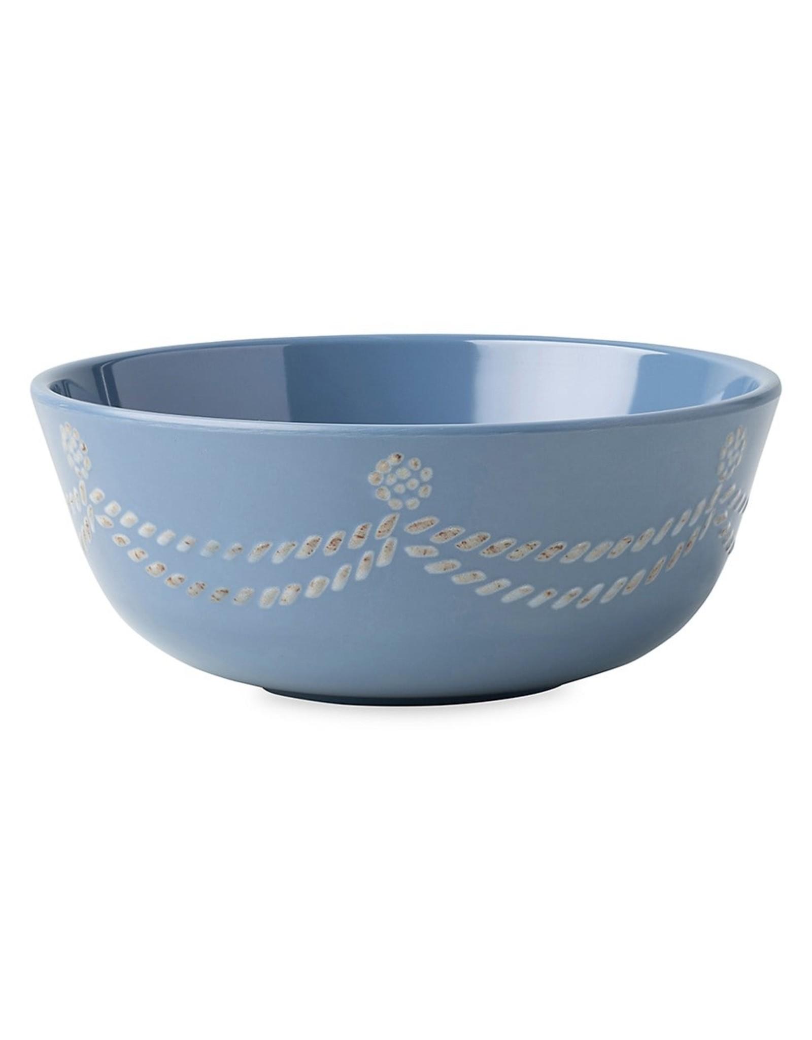 Juliska Melamine Chambray Cereal Bowl
