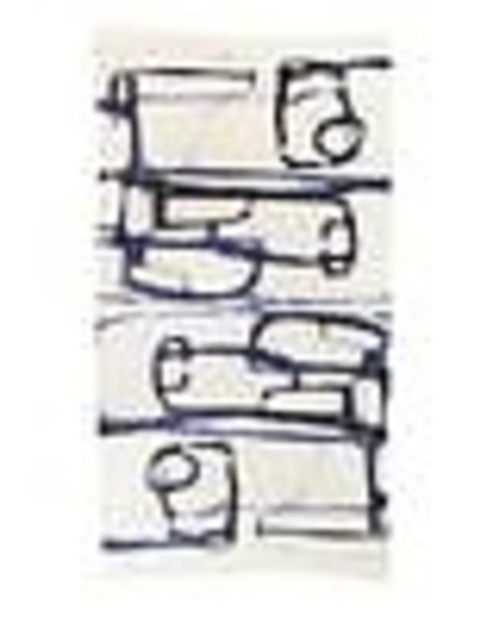 Kerri Rosenthal Amigos Printed Cashmere Blanket