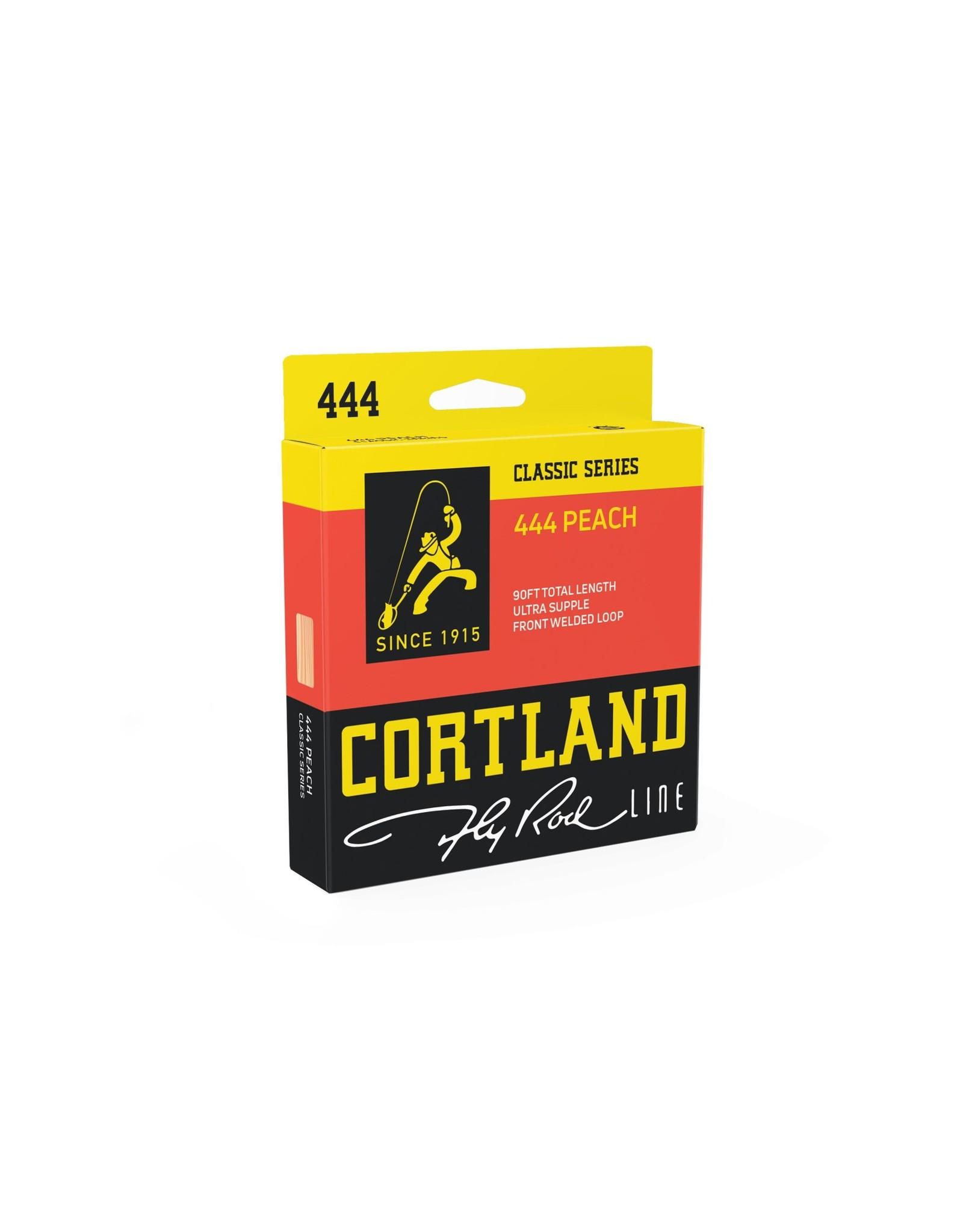 Cortland Line Cortland 444 Classic Series Peach Double Taper