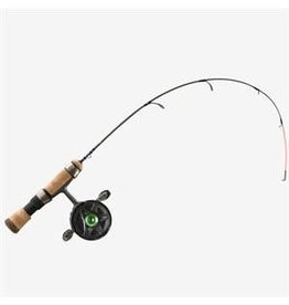 13 Fishing 13 Fishing Snitch/Descent Inline Ice Combo with Quick Tip