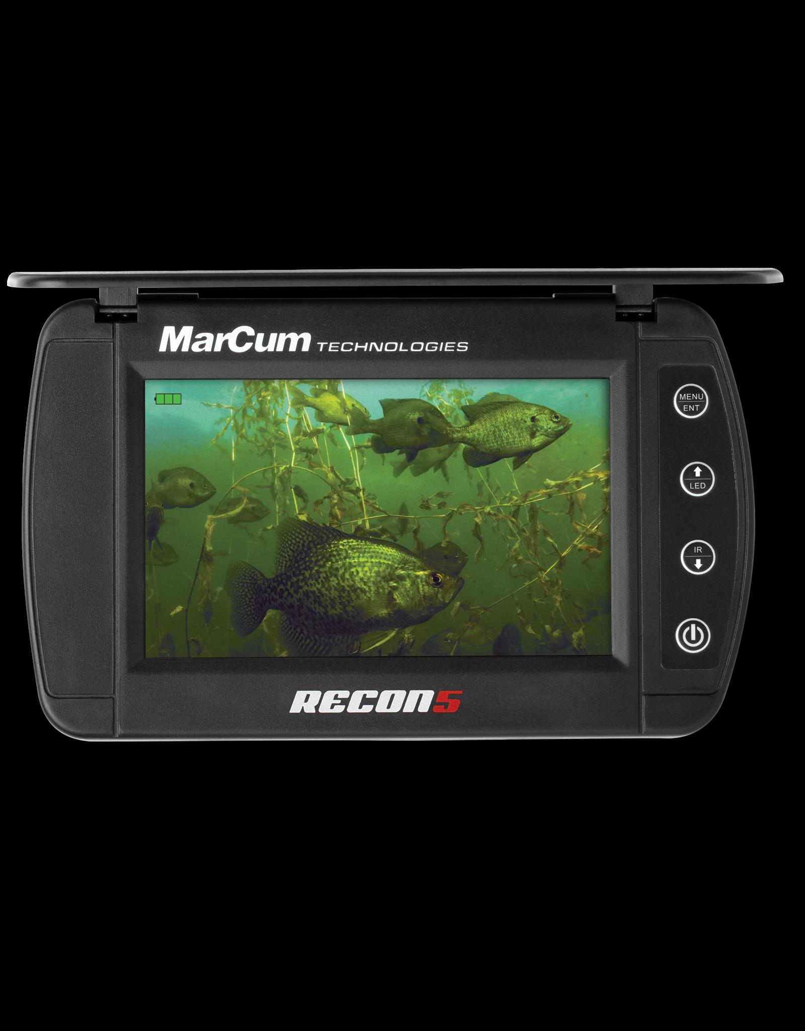 MarCum Technologies MARCUM RECON 5 UNDERWATER VIEWING SYSTEM
