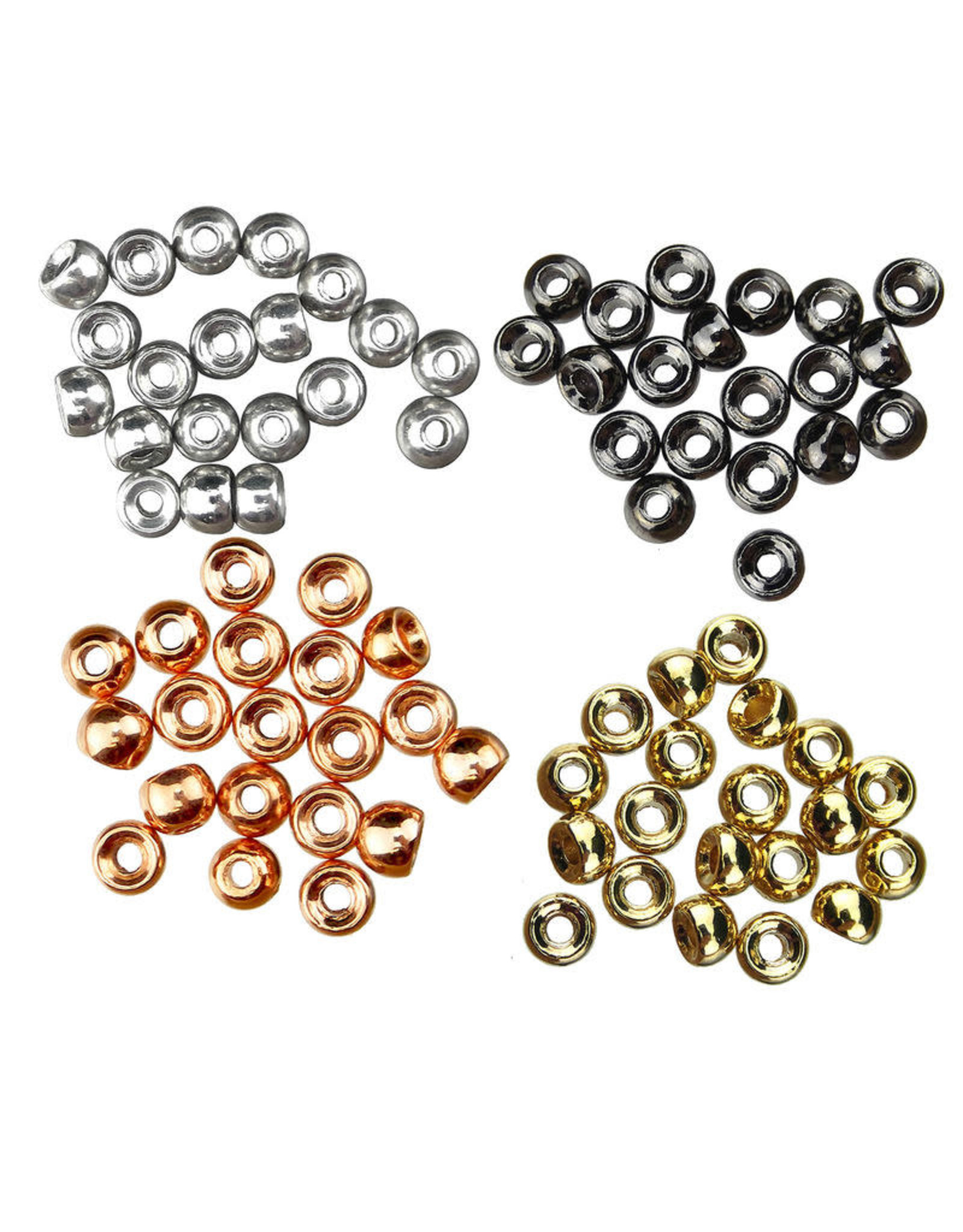 Spirit River Spirit River Tungsten Beads - 3mm Nickel