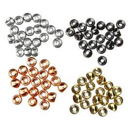 Spirit River Spirit River Tungsten Beads - 3mm Nickel