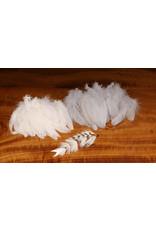 Hareline Feather Mini Gamechanger Schlappen