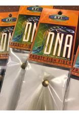 Hareline DNA Frosty Fish Fiber