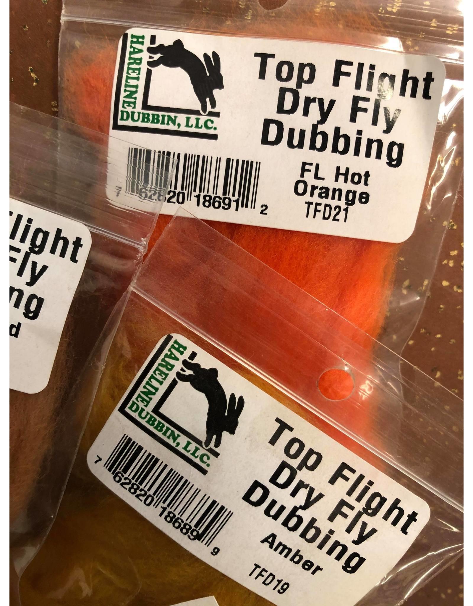 Hareline Dubbin Hareline Top Flight Dry Fly Dub