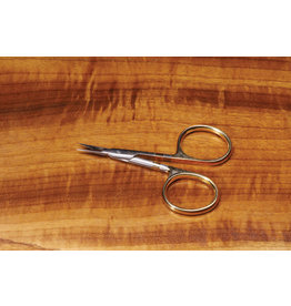 "Dr. Slick Dr. Slick Arrow Scissor, 3-1/2"", Gold Loops, Straight"