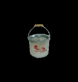 Frabill Frabill 2pc Galvanized Bucket