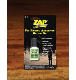 Hareline Zap A Gap Brush-On Adhesive