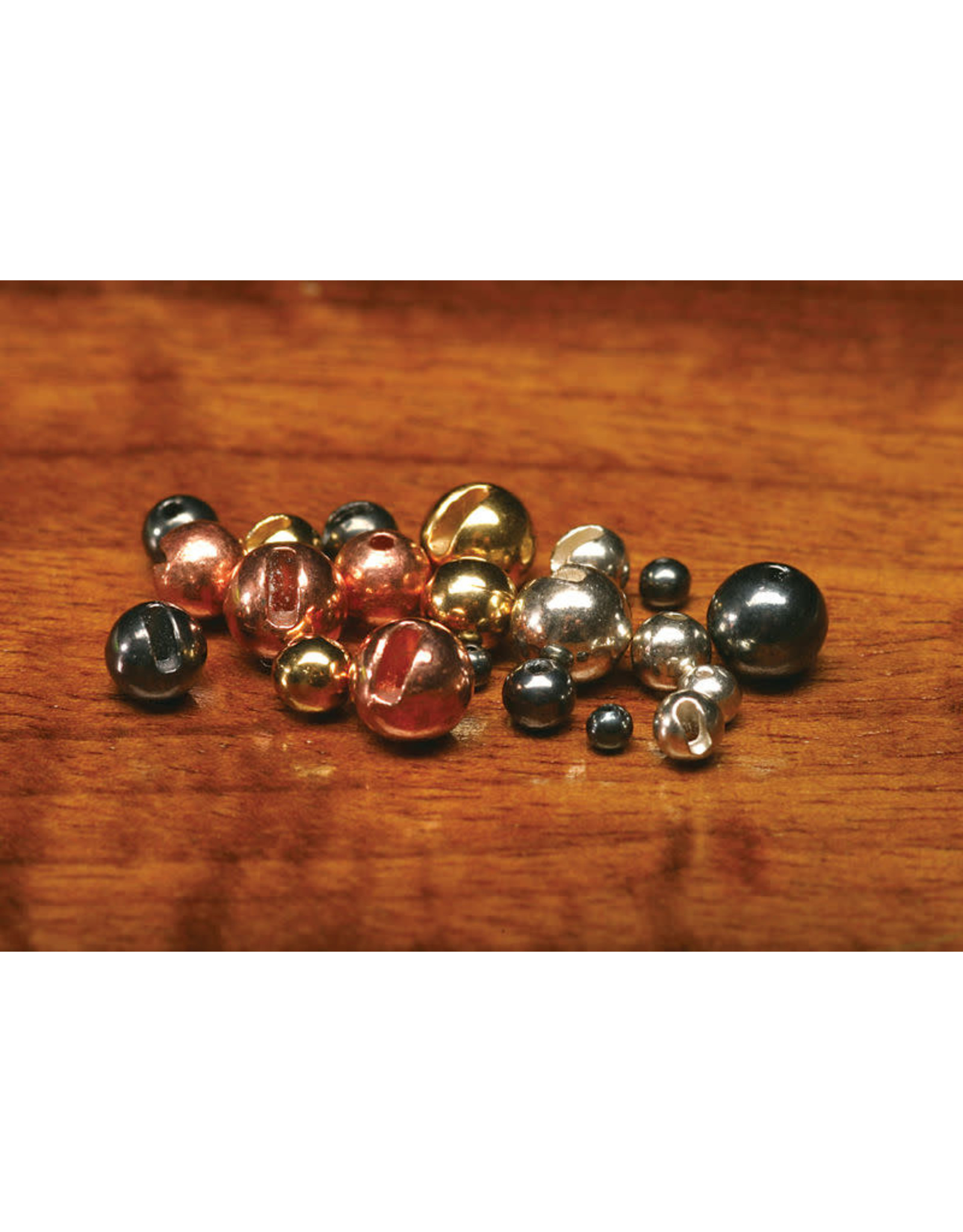 Hareline Hareline Slotted Tungsten Beads
