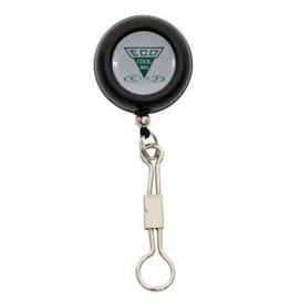 Dr. Slick Dr. Slick 8 Ring Reel (Black) and Nipper (Black)