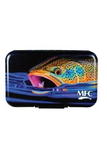 Montana Fly Company MFC Poly Fly Box - Maddox's - Brown Snack