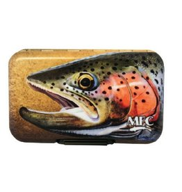 Montana Fly Company MFC Poly Fly Box - Sundell's Starlight Rainbow