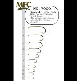 Montana Fly Company MFC Standard Dry Fly Hook