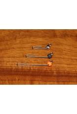 Spawn Fly fish 60 degree Micro Jig Shank 15mm