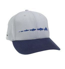 Rep Your Water RepYourWater The Trout Cycle Hat