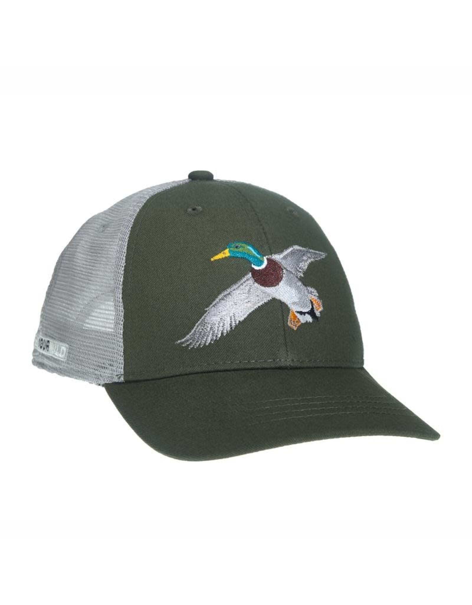 Rep Your Water RepYourWild Artist Edition Greenhead Hat