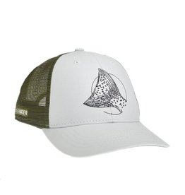 Rep Your Water RepYourWater Rainbow Tail Hat