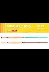 Echo Echo River Glass Fly Rod
