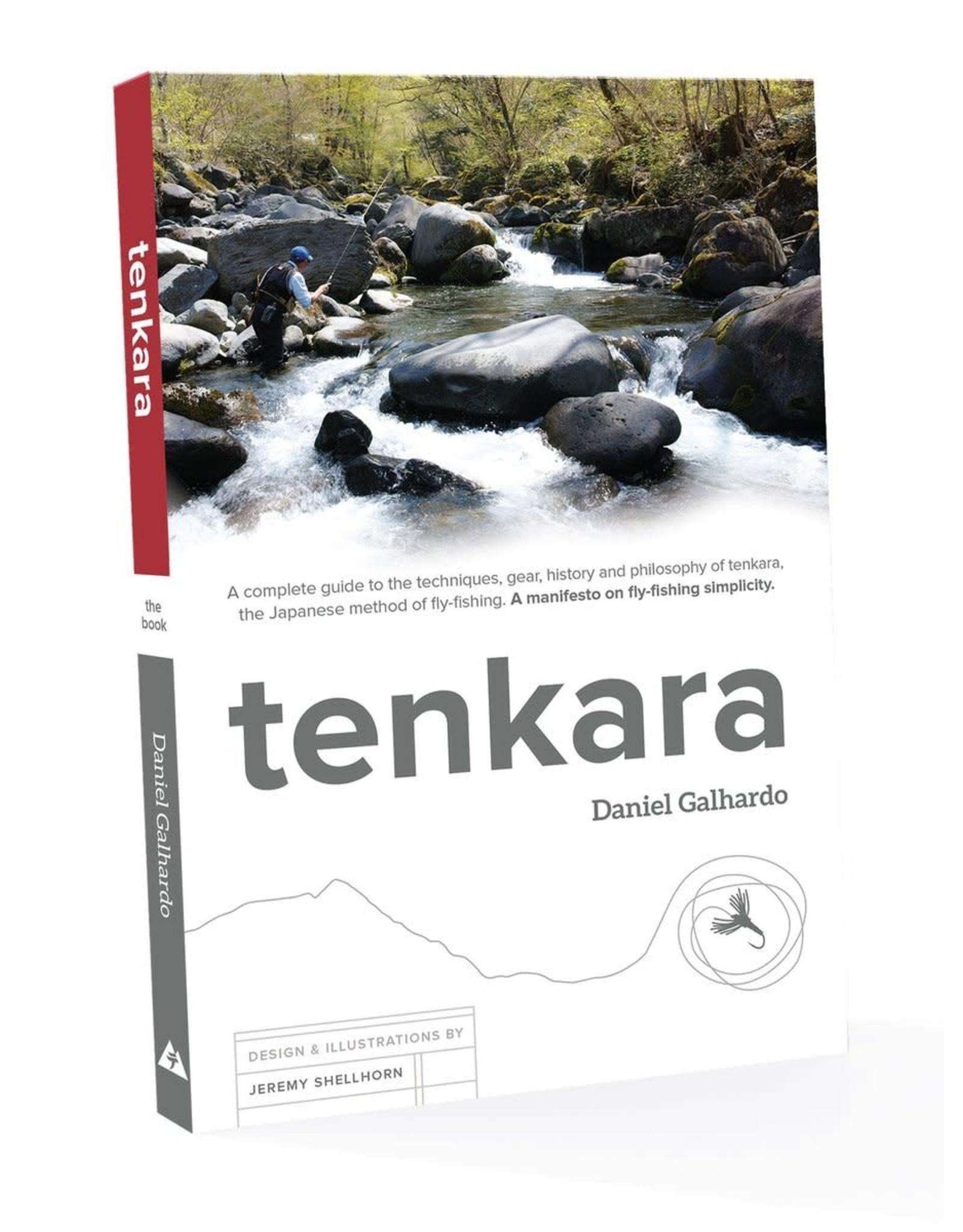 Tenkara USA Tenkara- author Danieal Galhardo
