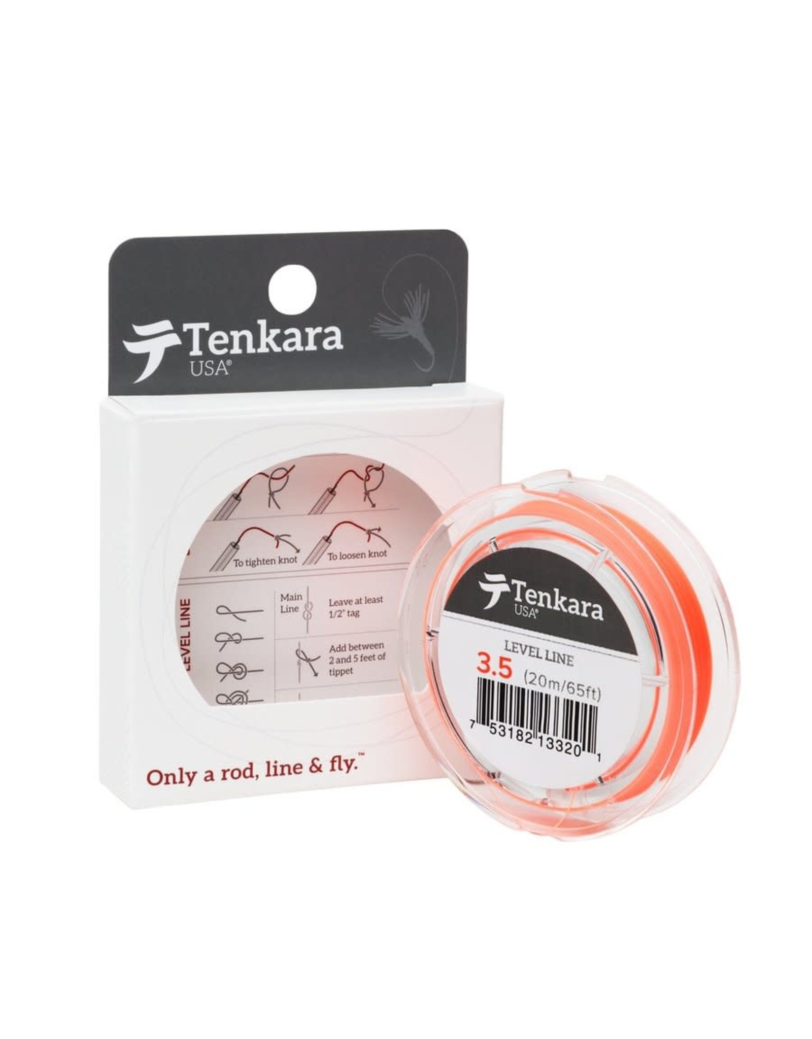 Tenkara USA Tenkara USA Level Line- 2.5