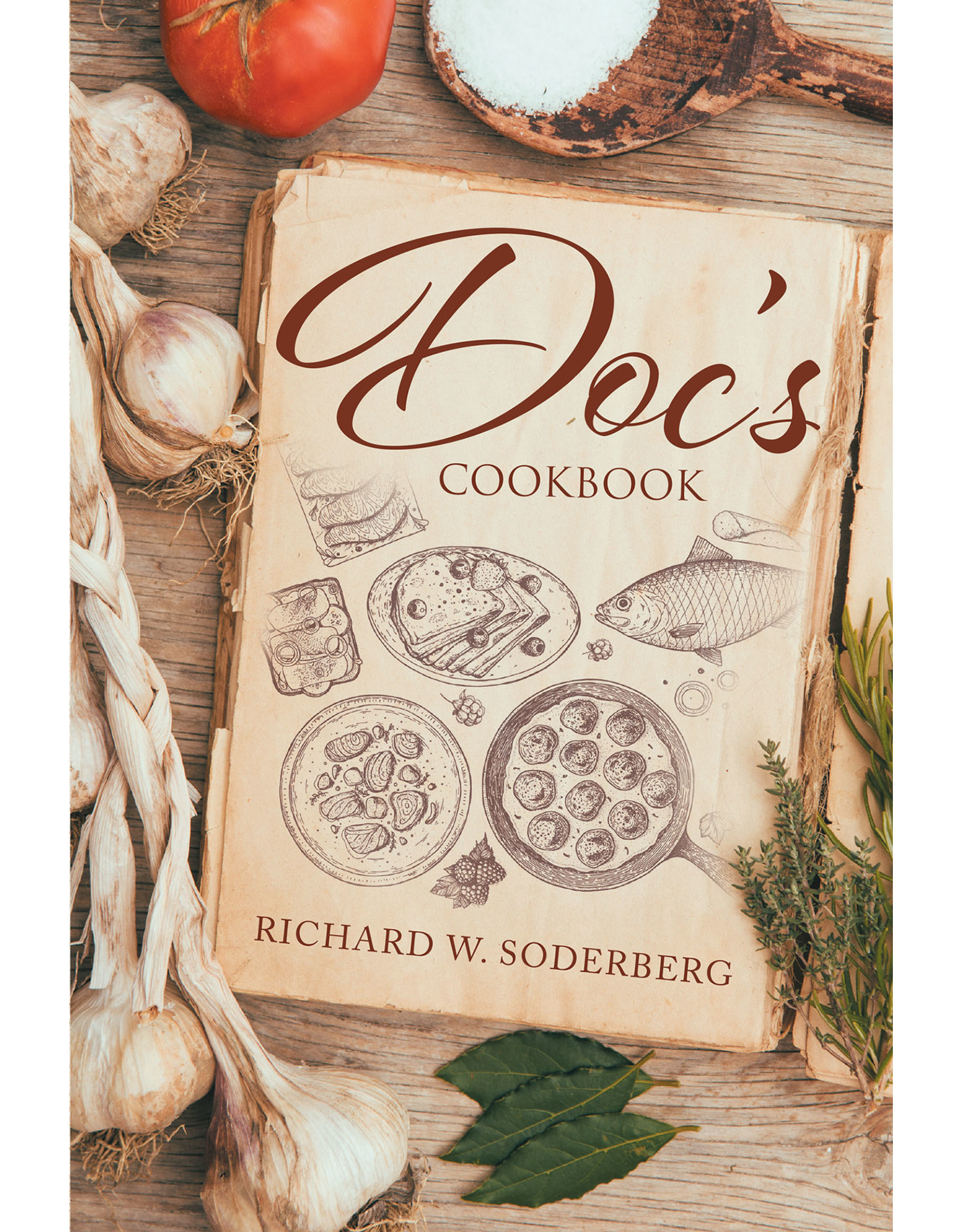 Page Publishing Doc's Cookbook