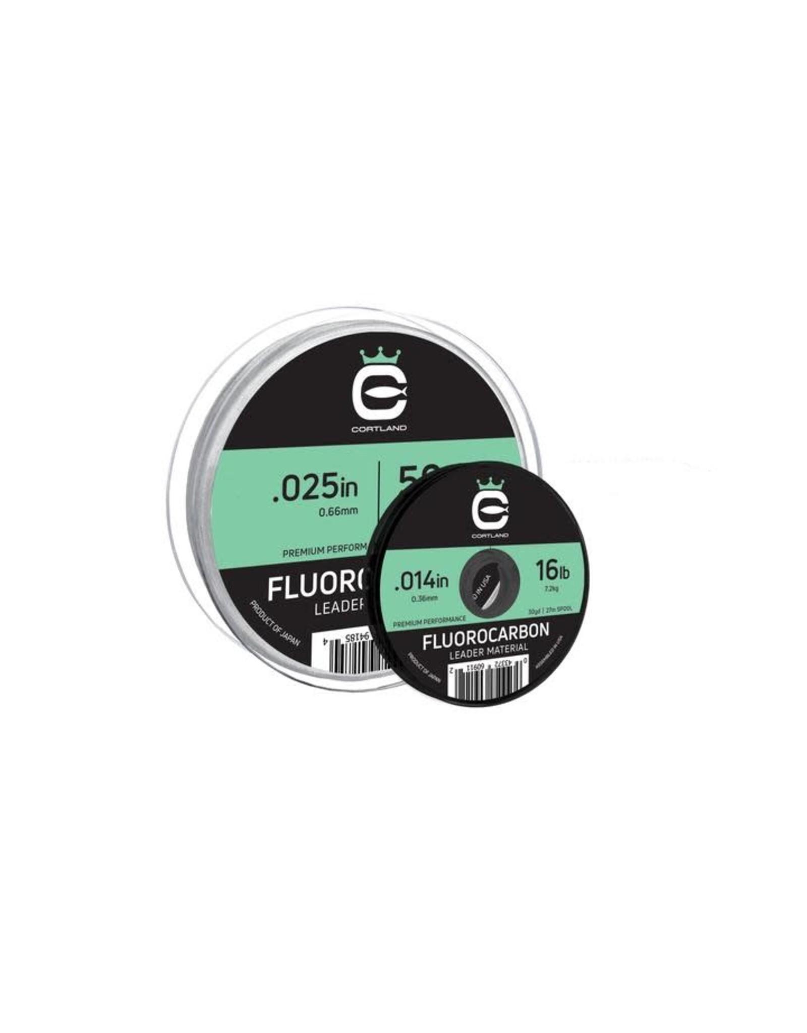 Cortland Line Cortland Fluorocarbon Leader Material 30yds