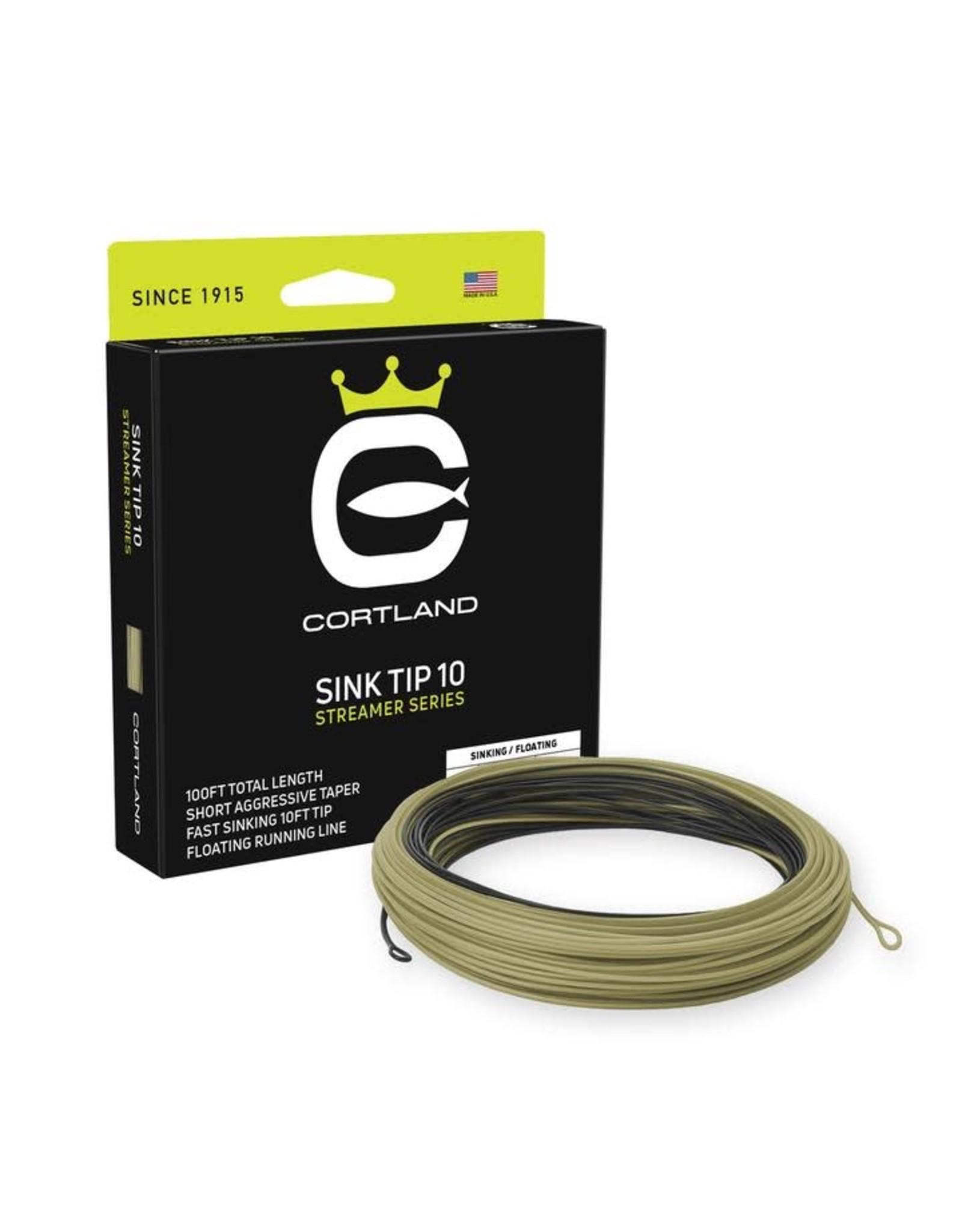 Cortland Line Cortland Streamer Sink Tip 10