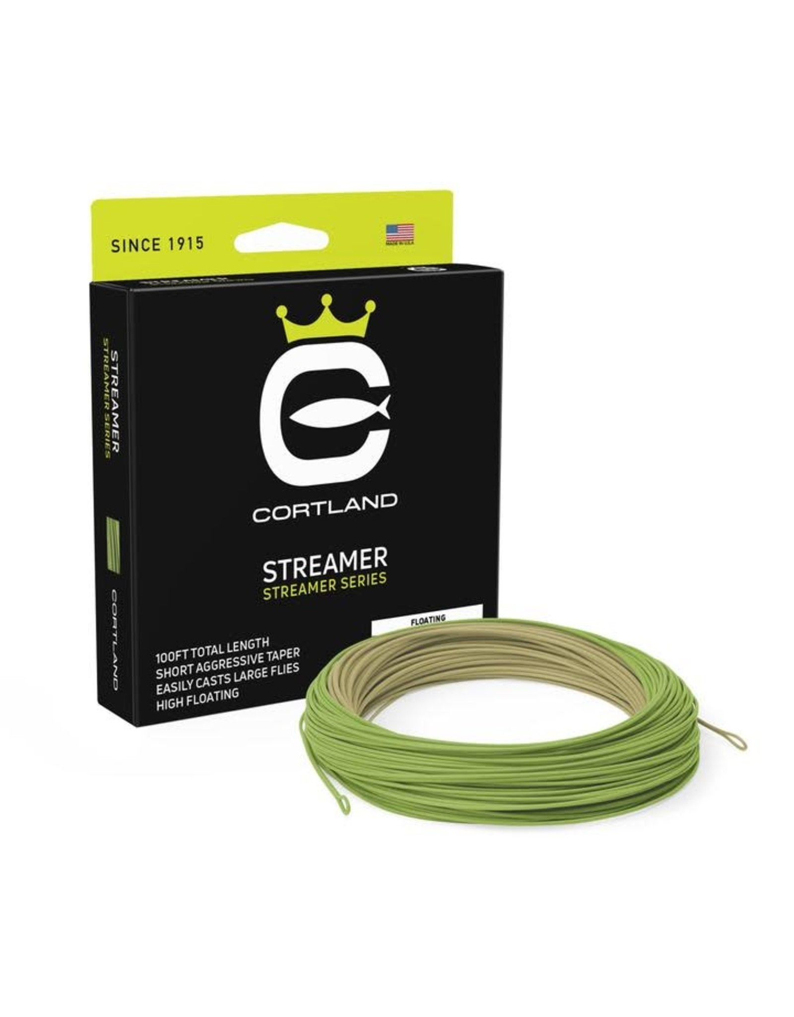 Cortland Line Cortland Streamer Series Floating