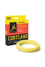 Cortland Line Cortland 333 Trout/All Purpose  Fly Line