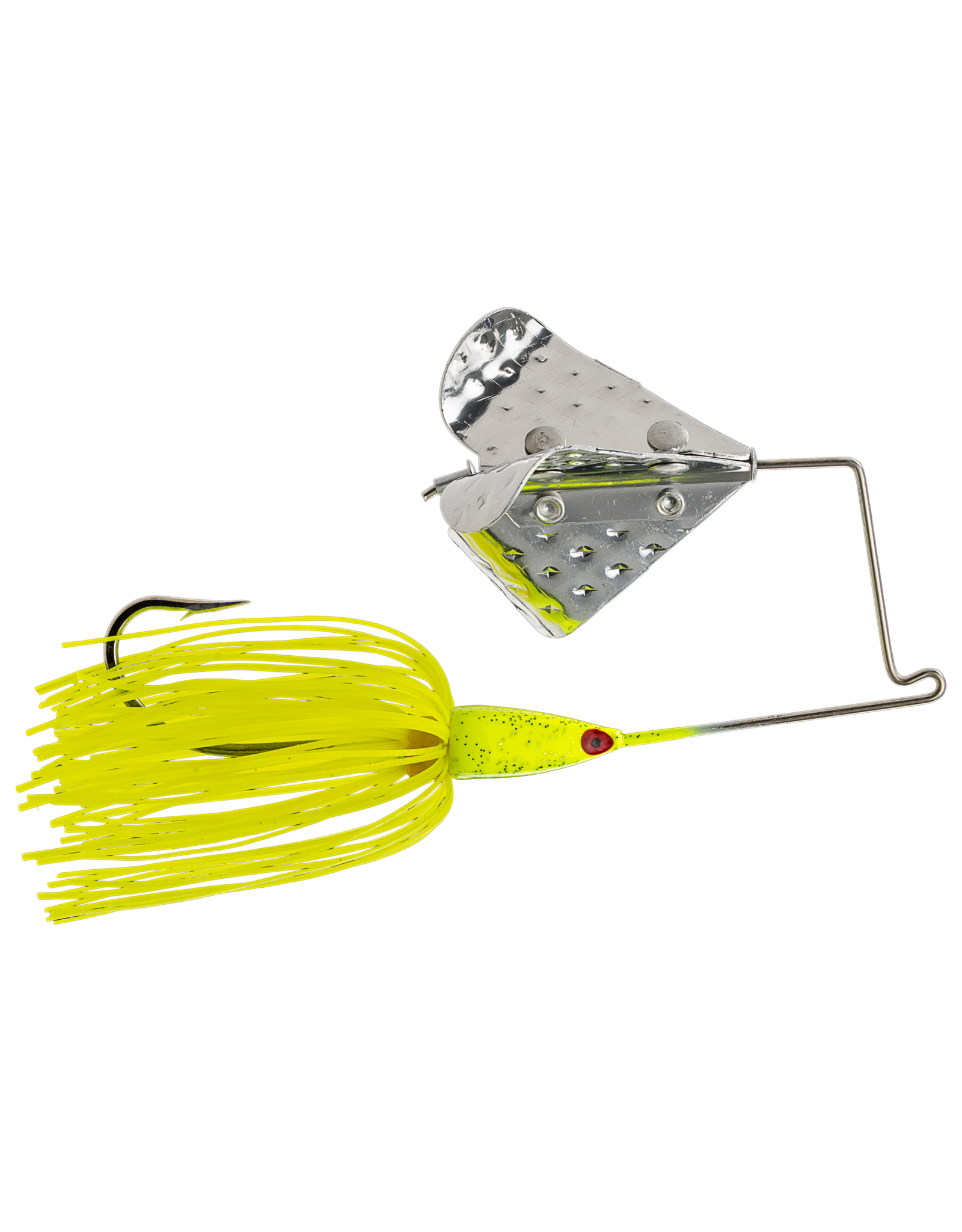 Strike King Tri-Wing Buzz King Chartreuse