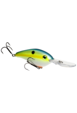 Strike King Strike King Pro-Model 6 XD Silent Chartreuse Sexy Shad