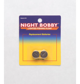 Rieadco Rieadco Night-Lighted Bobber Replacement Batteries
