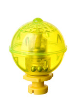 Rieadco Night Bobby Small Round Lighted Float