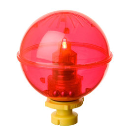 Rieadco Night Bobby Large Round Lighted Float