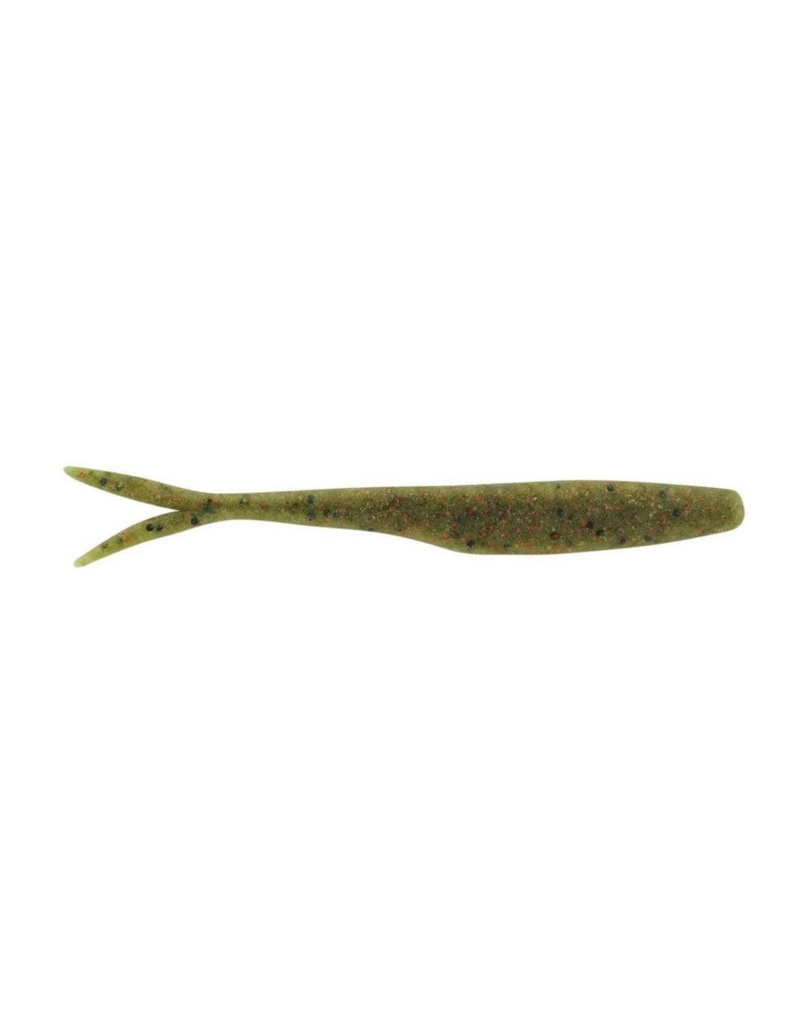 "Berkley Fishing Berkley MaxScent Flatnose Minnow 4"""