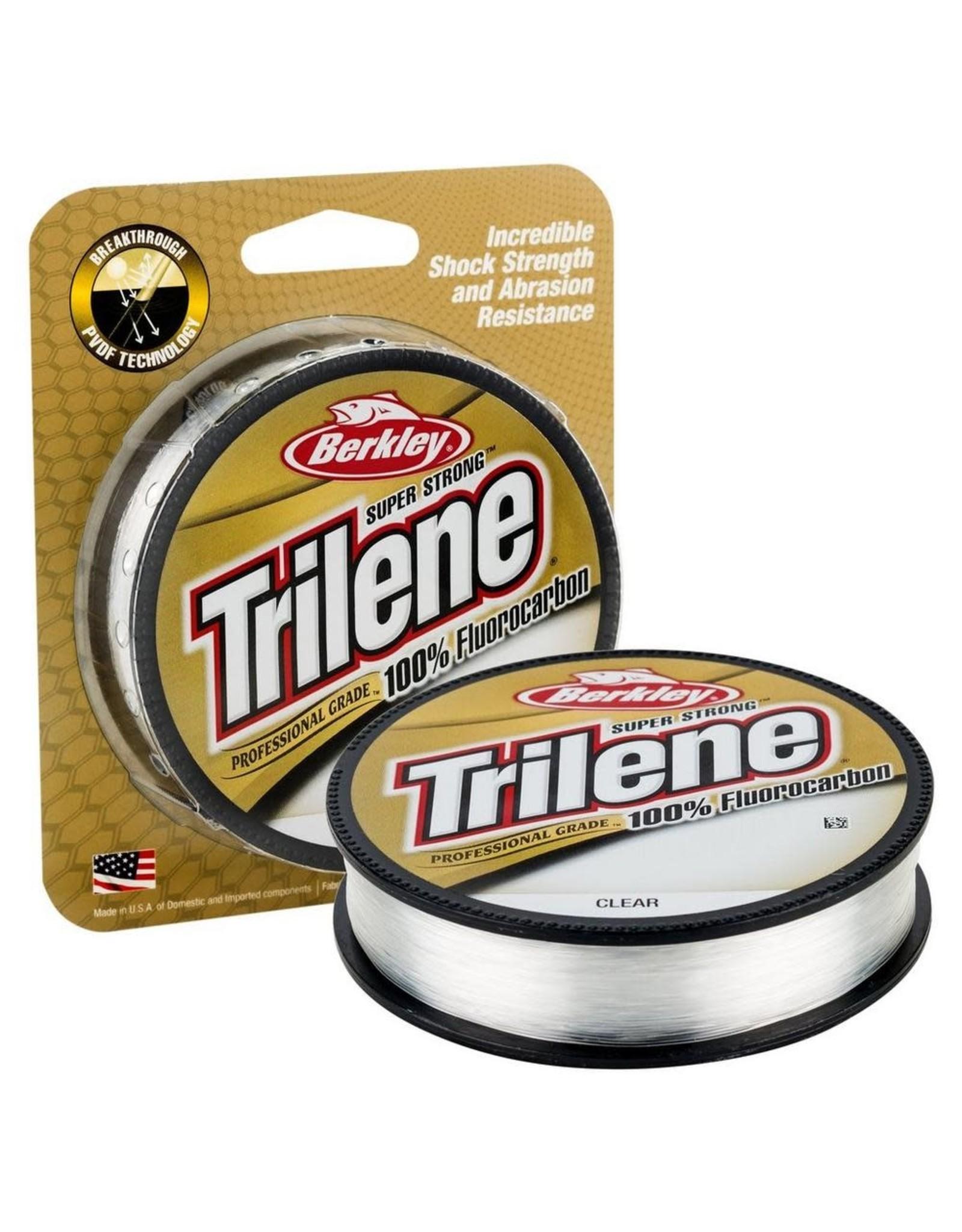 Berkley Fishing Trilene 100% Flurocarbon