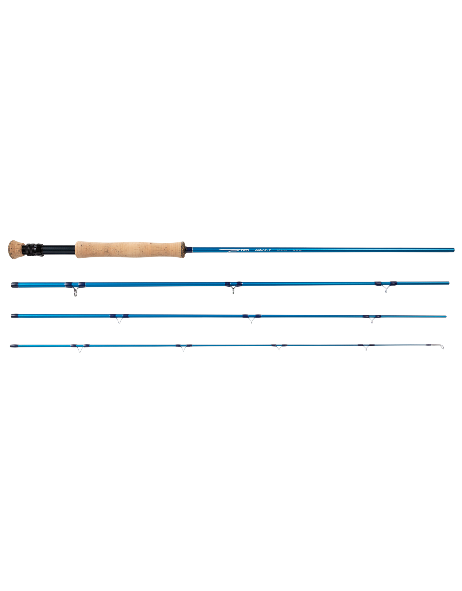 Temple Fork Outfitters TFO Axiom II-X