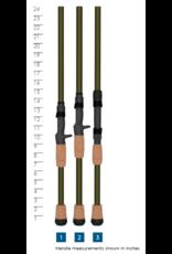 St. Croix St. Croix Mojo Bass Glass Casting Rod
