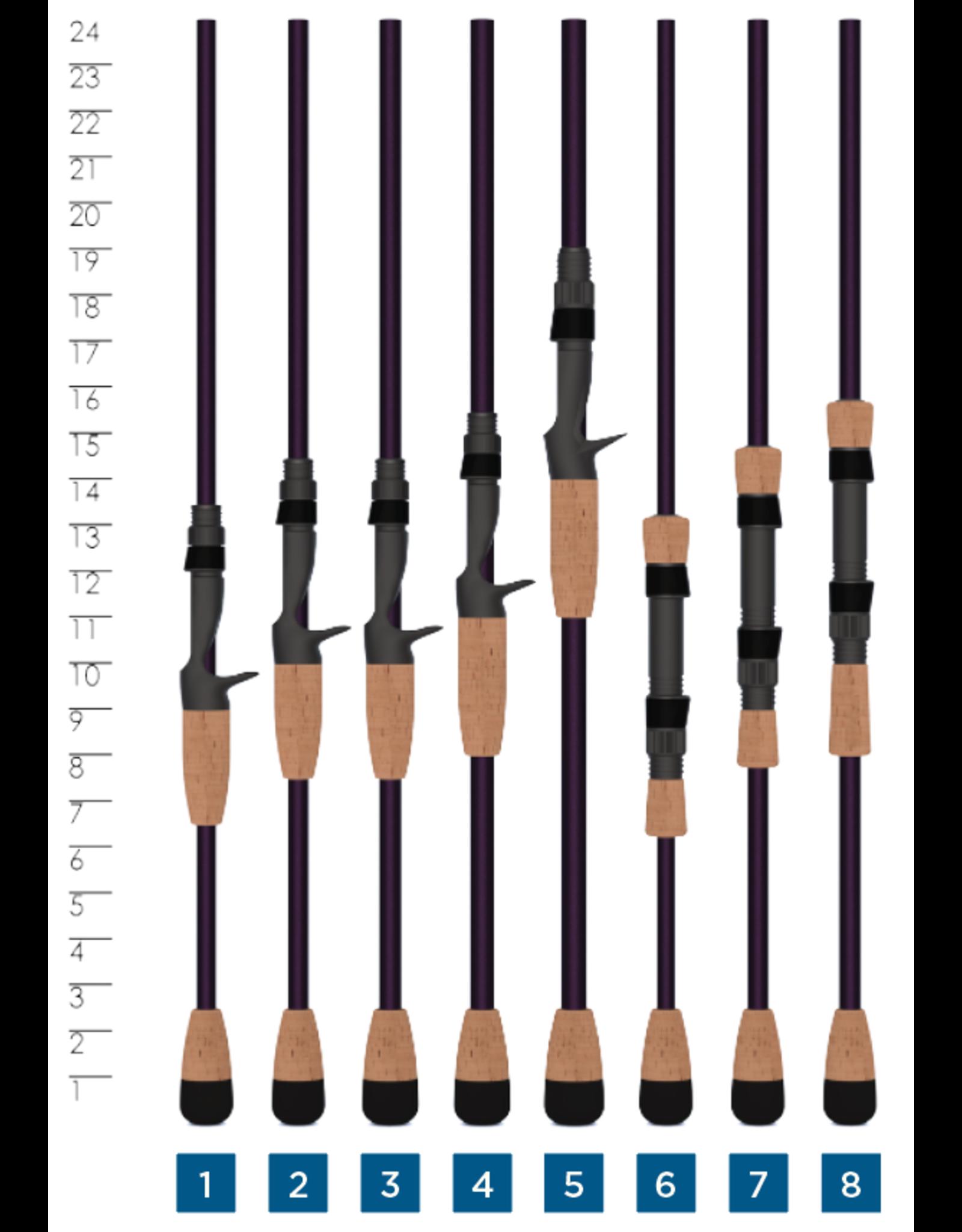 St. Croix St. Croix Mojo Bass Casting Rod