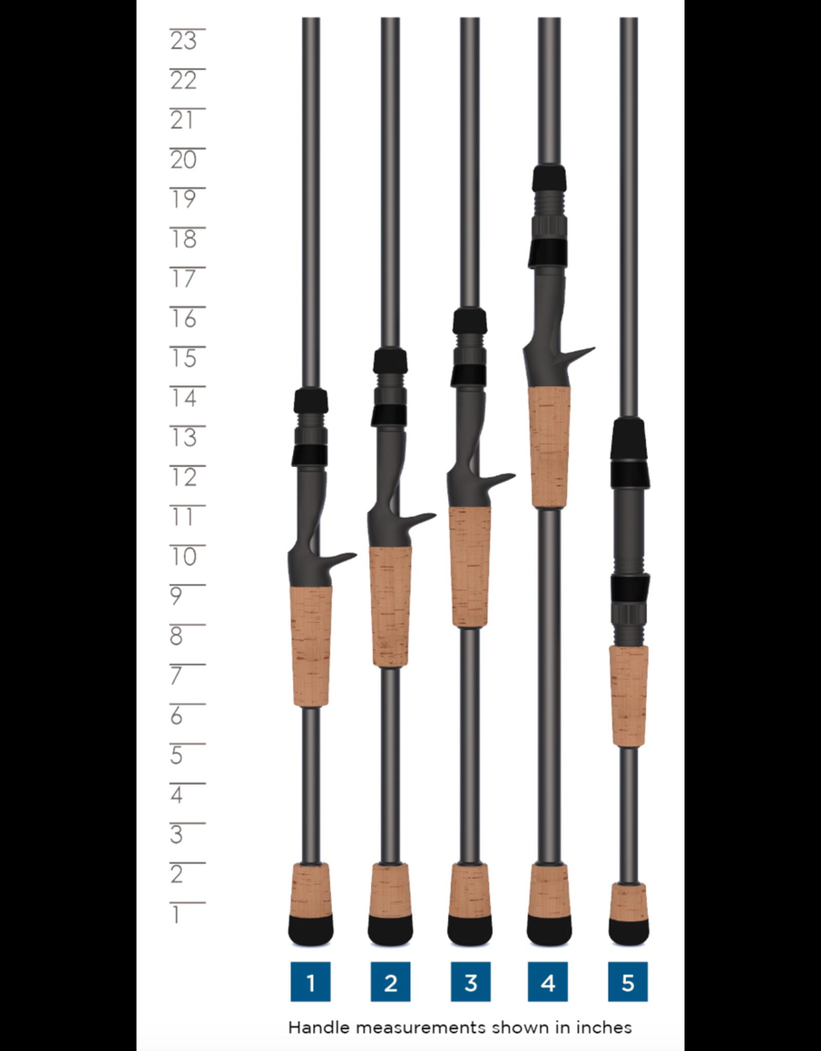 St. Croix St. Croix Bass X Casting Rod