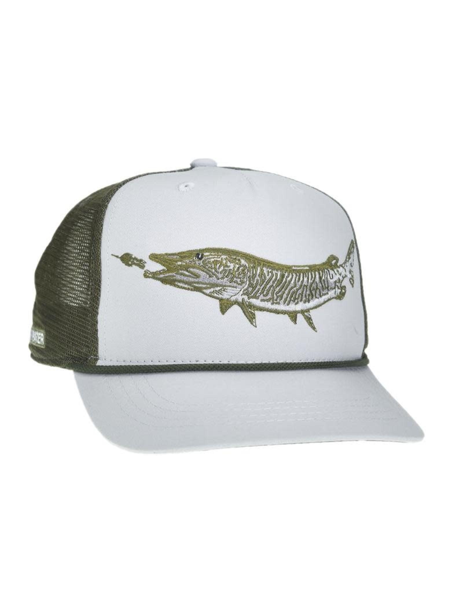 Rep Your Water RepYourWater Artist's Reserve Musky Hat