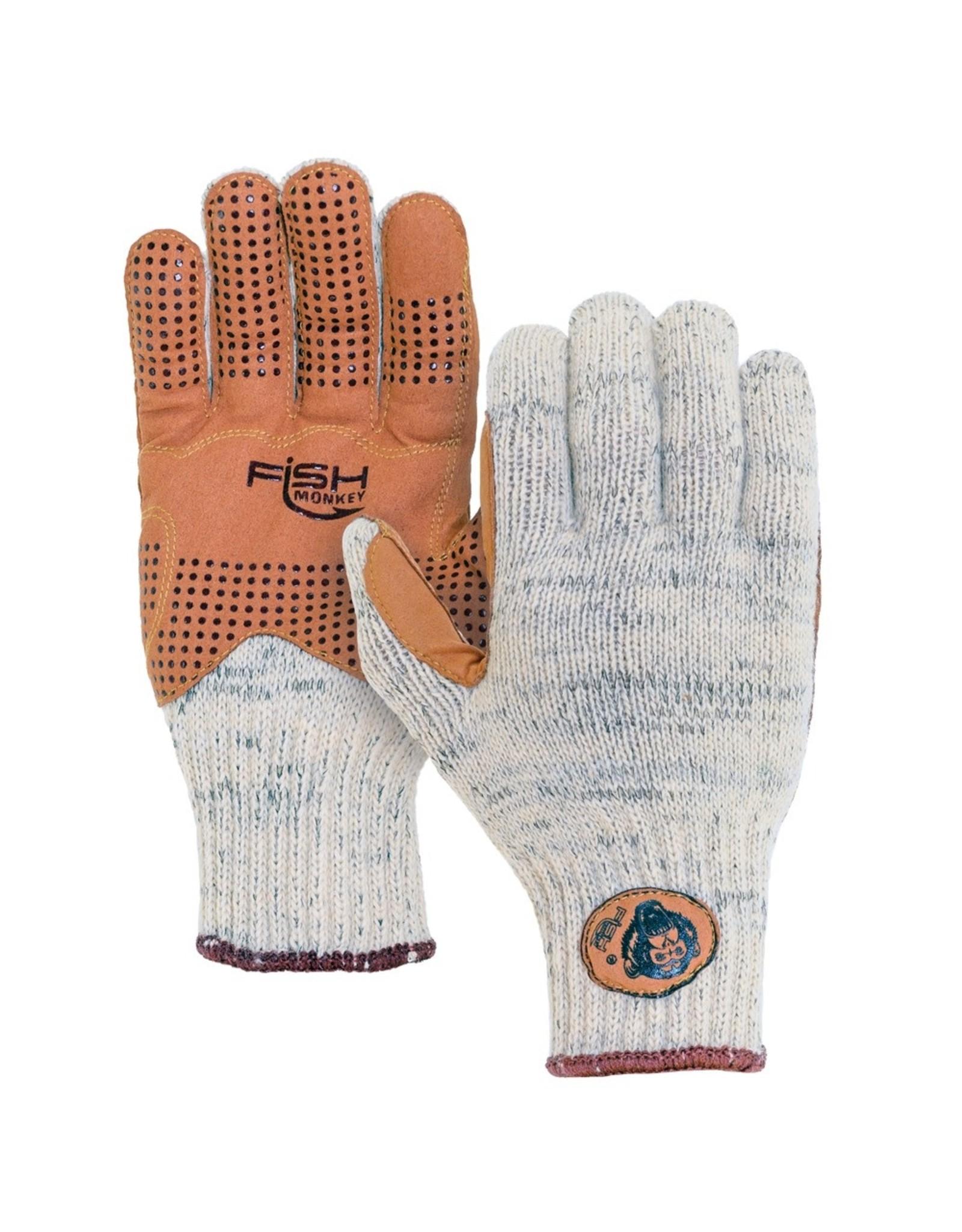 Fish Monkey Fish Monkey Wooly Long Full Finger Wool Gloves