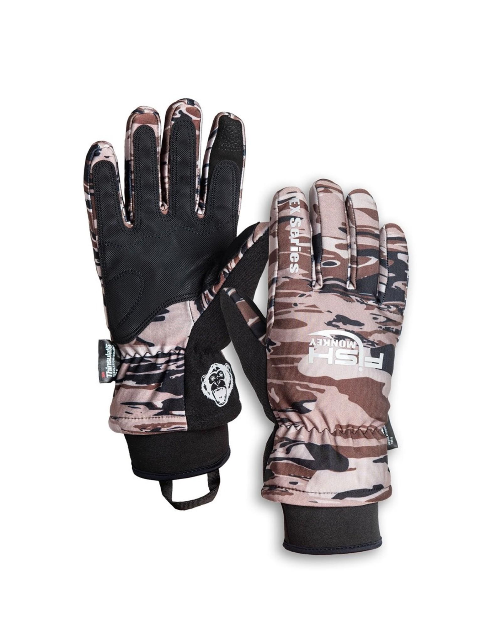 Fish Monkey Fish Monkey Tundra EX Waterproof Premium Insulated Gloves