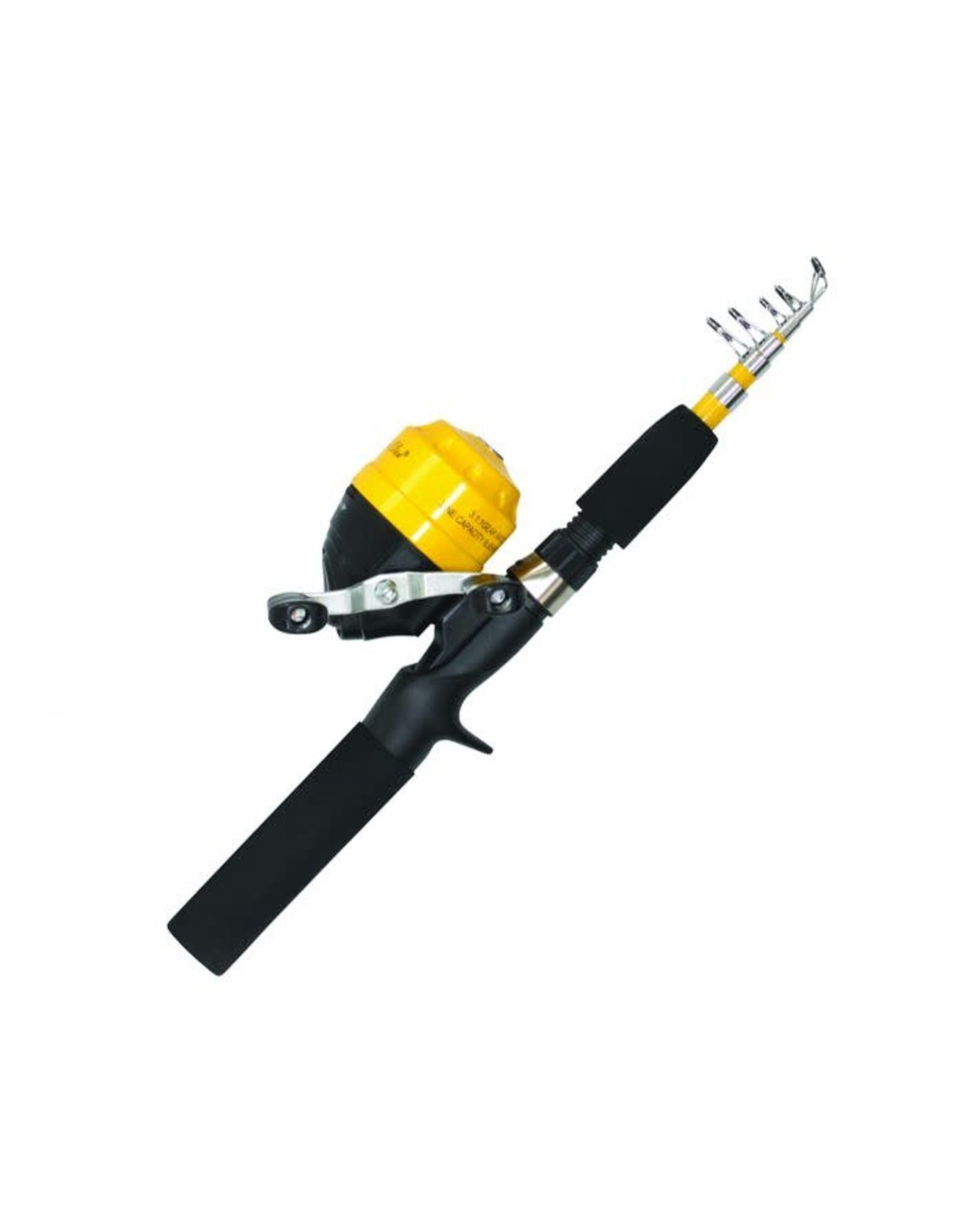 """Eagle Claw Eagle claw 5'6"""" Spincast Telescopic Pack Rod"""